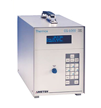 Model CG1000 Oxygen Analyzer