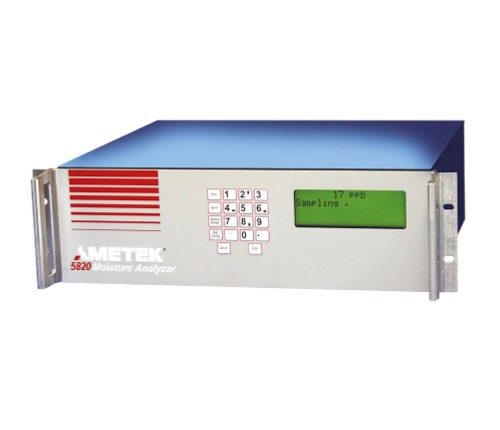 Model 5812 Moisture Analyzer