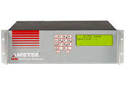 Model 5830 Moisture Analyzer