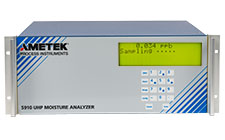 Model 5910 UHP Moisture Analyzer