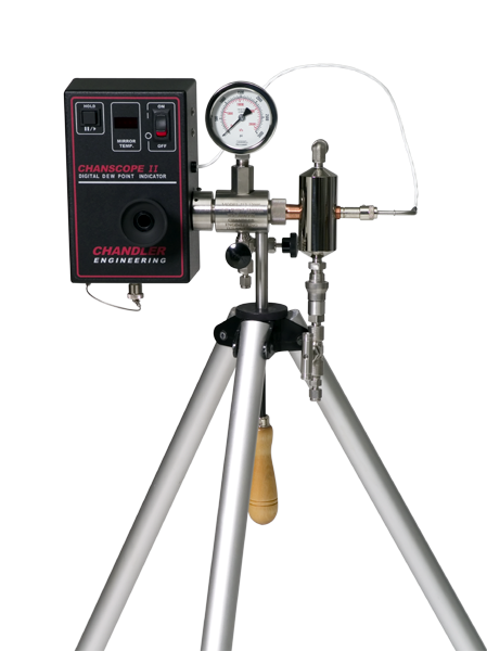 chanscope ii dew point tester