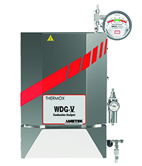 THERMOX Model  WDG-V Combustion Analyzer